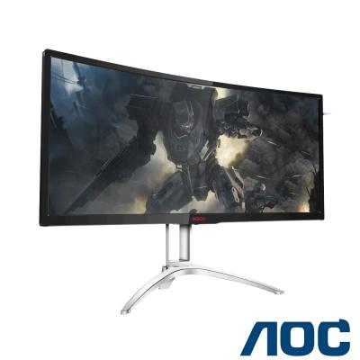 AOC AG352QCX 35型VA曲面電競螢幕