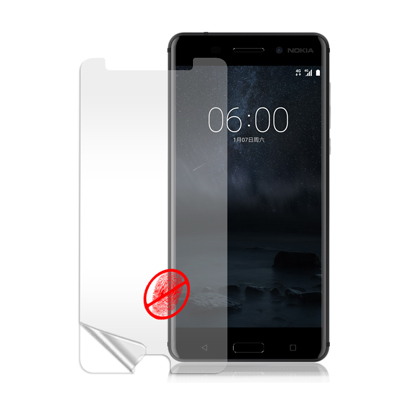 Monia Nokia 6 5.5吋 防眩光霧面耐磨保護貼