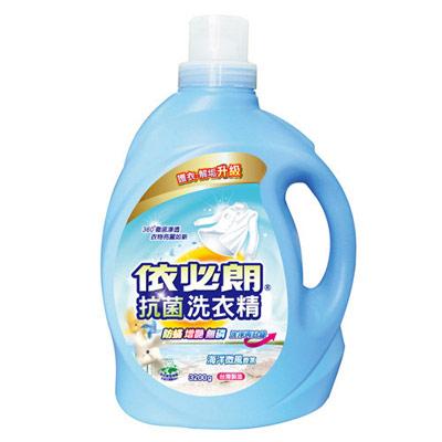 依必朗抗菌防蹣洗衣精(海洋微風)3200g