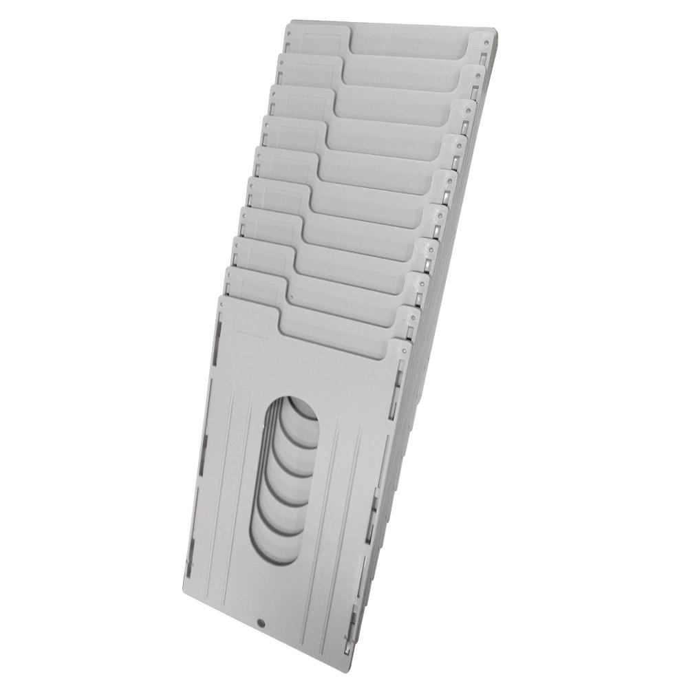 卡匣打卡鐘專用卡架(10人份)