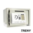 TRENY三鋼牙 電子式側投入型保險箱 中(25EA-DS)
