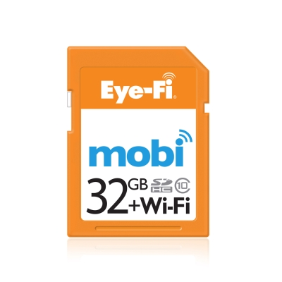 Eye-Fi-mobi-32G記憶卡-公司貨