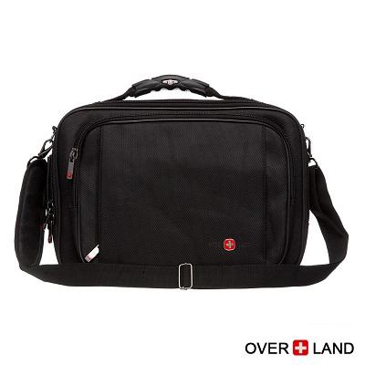 OVERLAND-美式十字軍x型男筆電三用背包