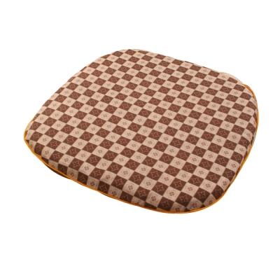 魔法Baby 台灣製涼蓆面椰棕餐椅墊 id184