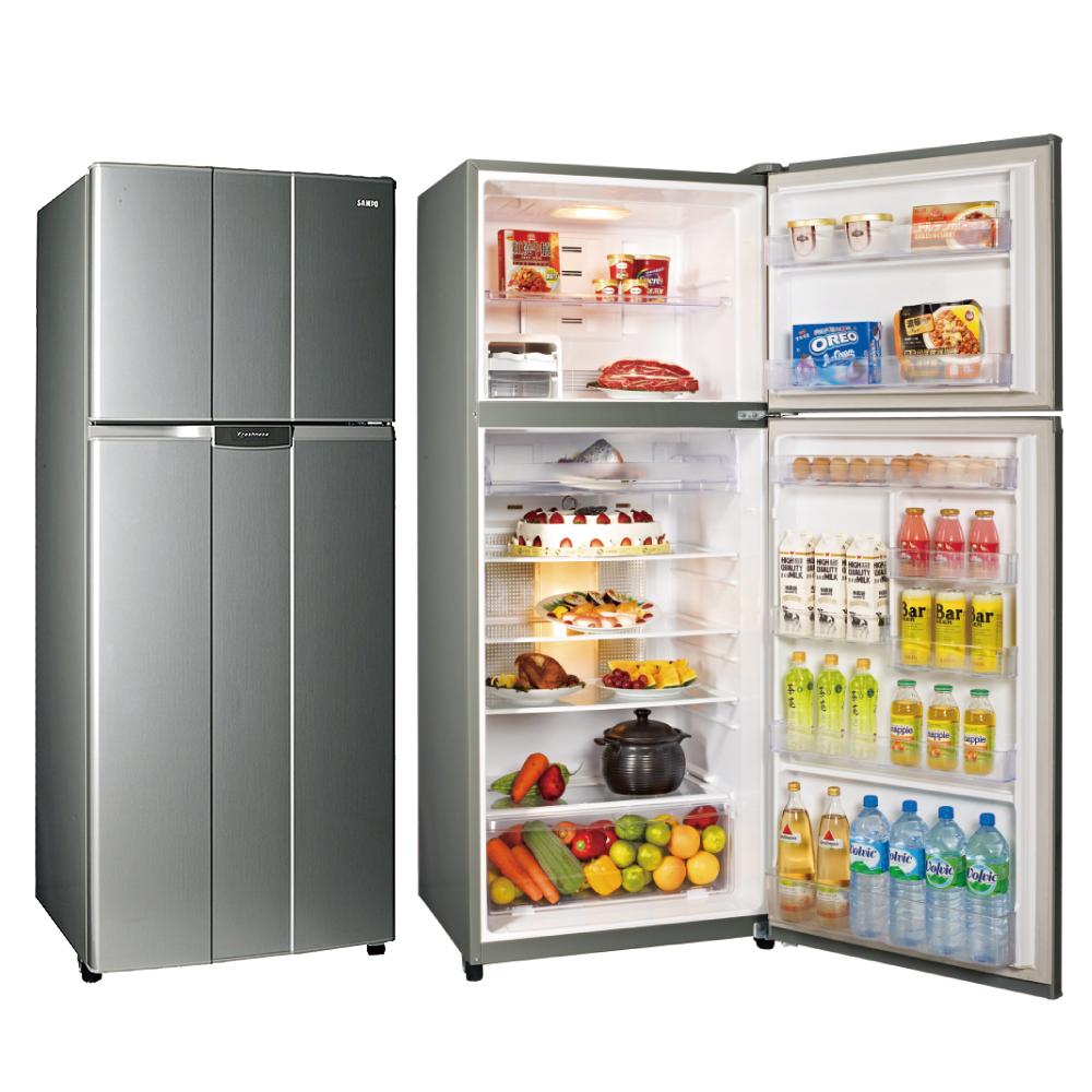 SAMPO聲寶580L變頻兩門冰箱SR-N58D(K2)