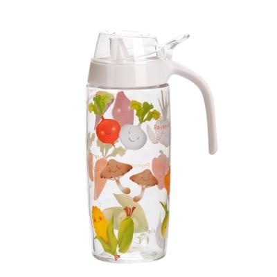 綠果園玻璃油壺-500ML