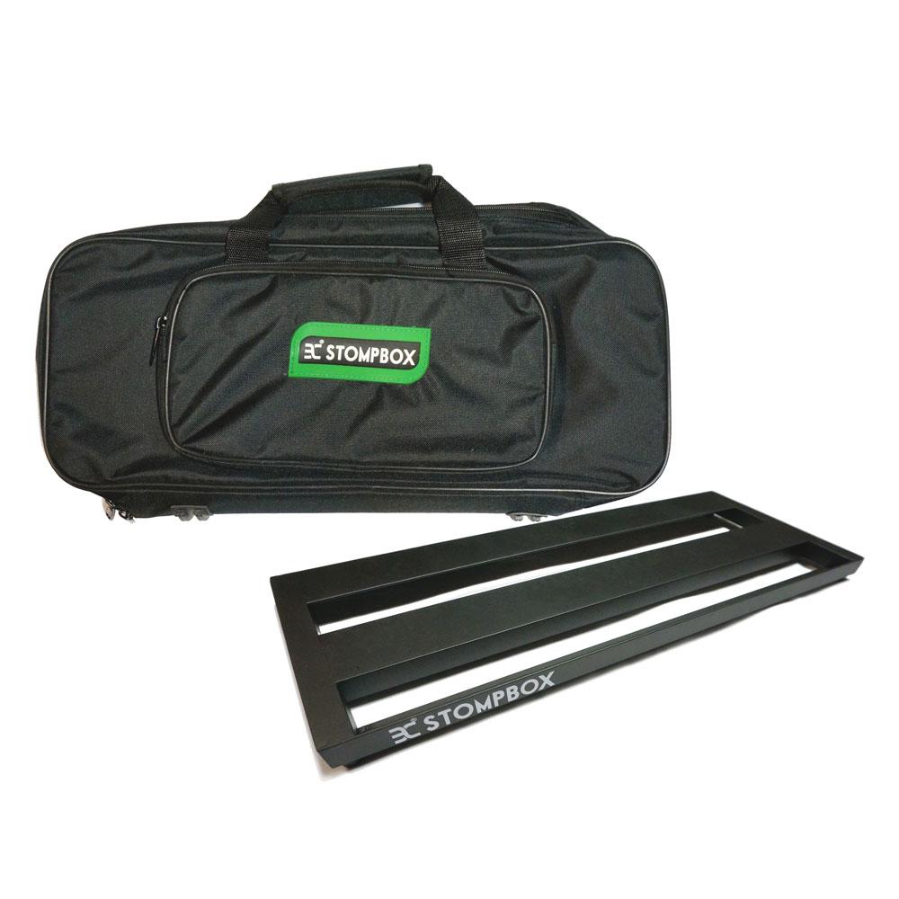 ENO EX Stompbox L 效果器踏板+軟袋
