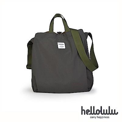 Hellolulu Haven 2Way側背包-土灰