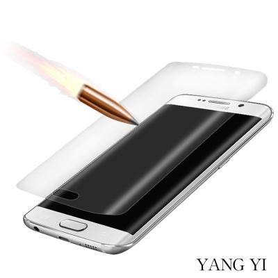 YANG YI 揚邑 Samsung S7 edge 全屏滿版3D曲面防爆破螢幕...