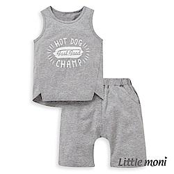 Little moni 家居系列背心套裝 (2色可選)