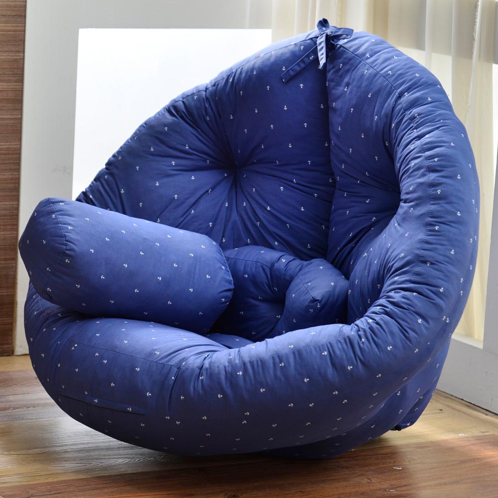 (限時下殺)Mushroom日風蘑菇懶骨頭沙發(下單送一顆小抱枕)