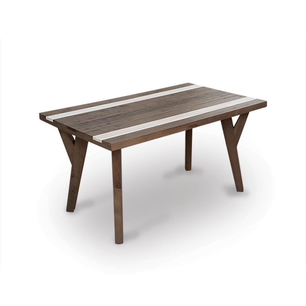 微量元素- LIVA 原始工業風5尺餐桌150X90X78cm