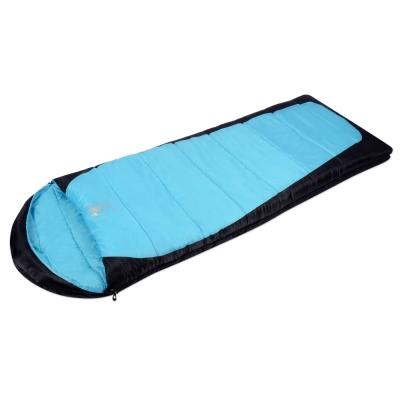 APC-秋冬加長加寬可拼接全開式睡袋-雙層七孔棉