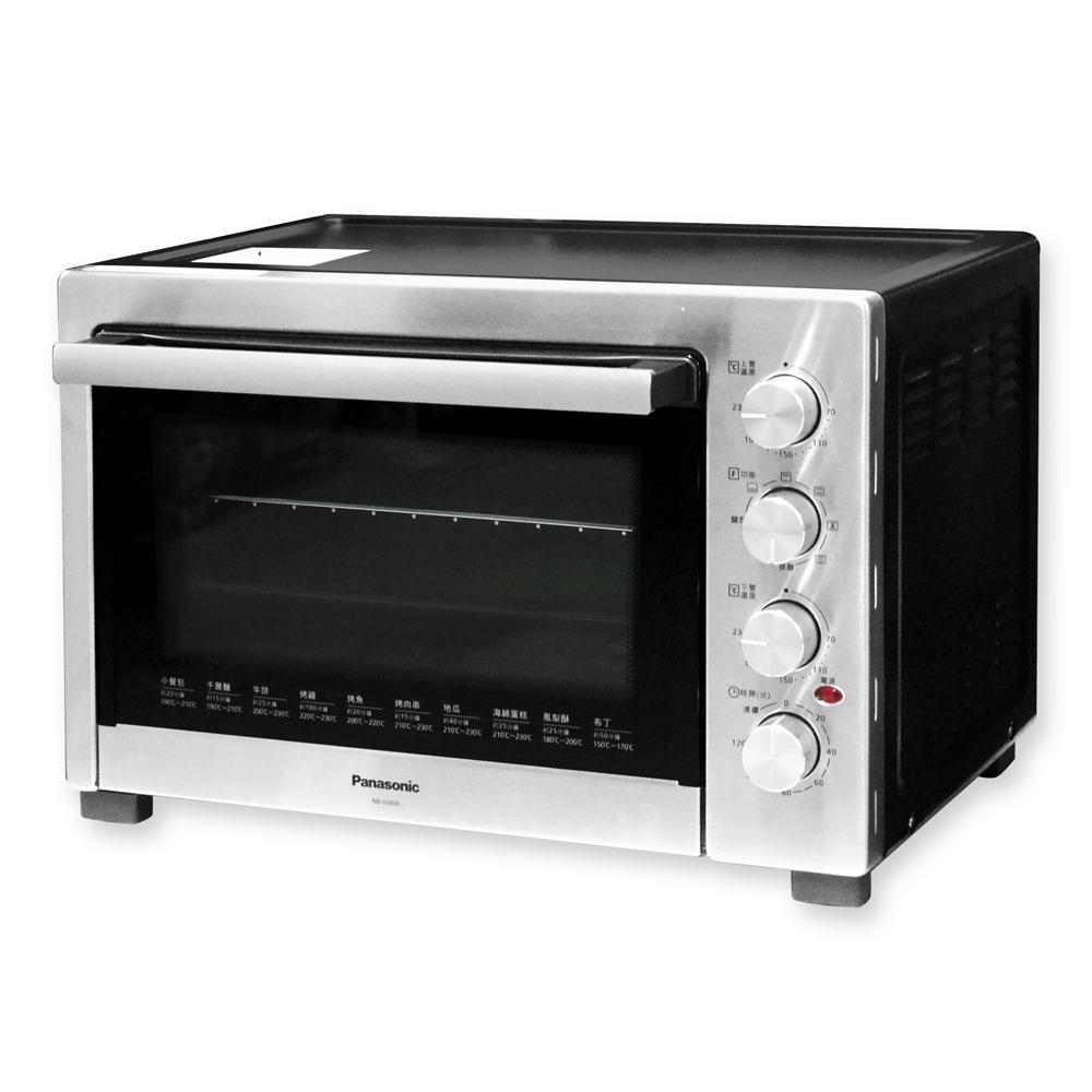 Panasonic國際牌38L雙溫控/發酵烘焙烤箱 NB-H3800