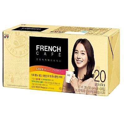 韓味不二 南陽法式咖啡(10.9gx20入)