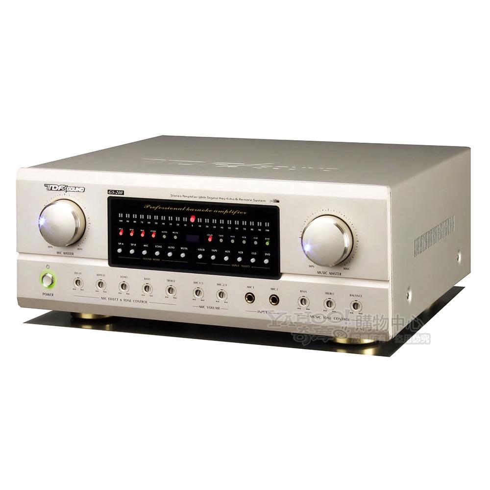 TDF GS-200 綜合歌唱擴大機