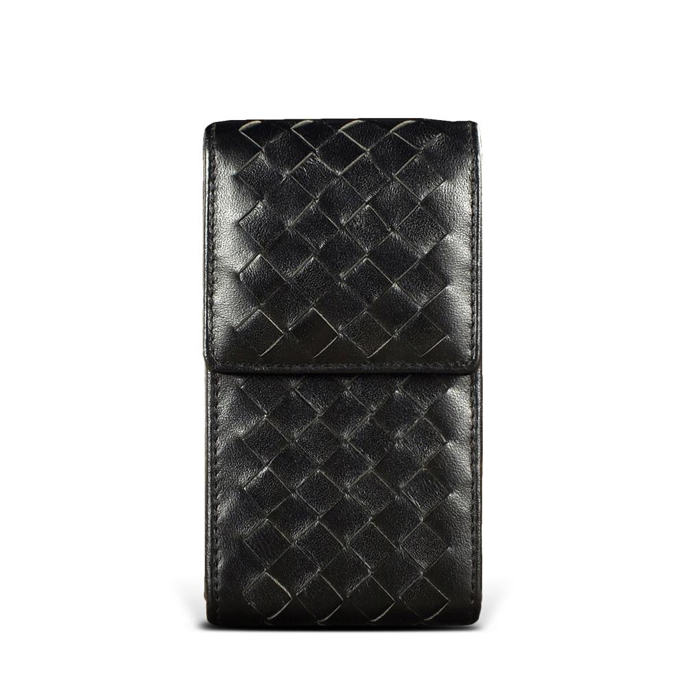 STORY皮套王 iPhone 5/5S/SE Style-S2 直式編織紋 客製化皮套
