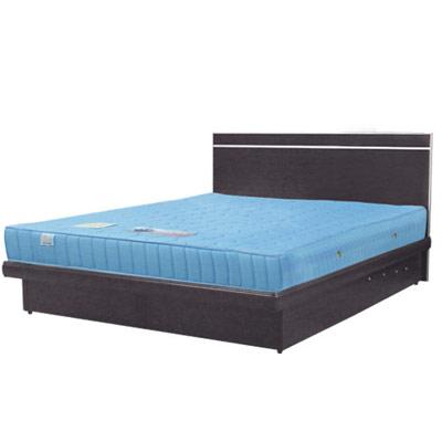 Homelike 麗緻6尺掀床組-雙人加大掀床(四色可選)