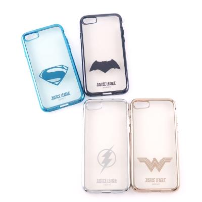 DC正義聯盟iPhone 8 / 7(4.7吋)時尚質感電鍍保護套
