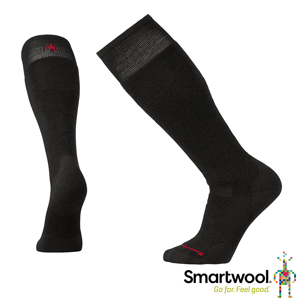 SmartWool PhD極地中級減震高筒襪 黑