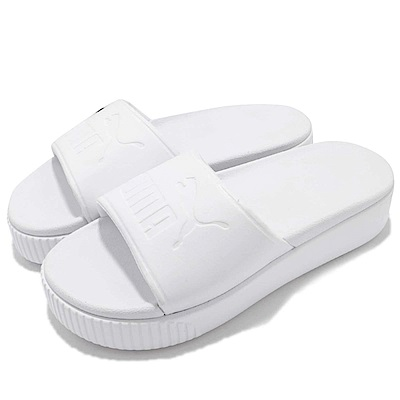 Puma Platform Slide Bold SD 女鞋