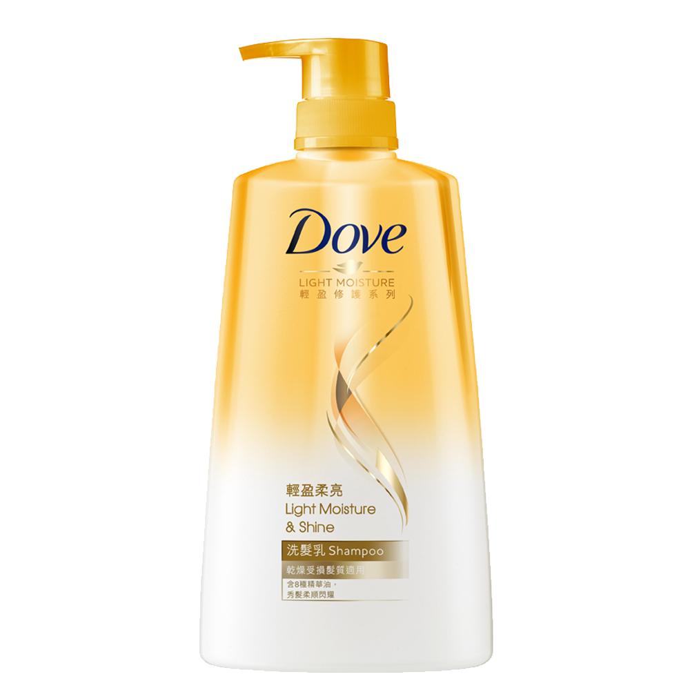 DOVE 多芬 輕盈柔亮洗髮乳 700ml