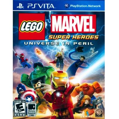 樂高:驚奇超級英雄 LEGO MARVEL SUPER HEROES-PSV英文美版