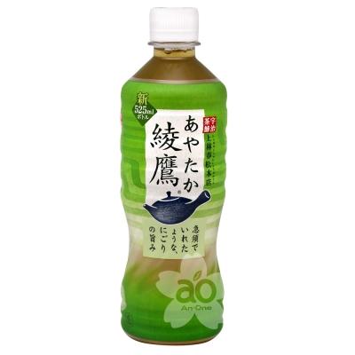 Coca Cola 綾鷹綠茶飲料(525ml)