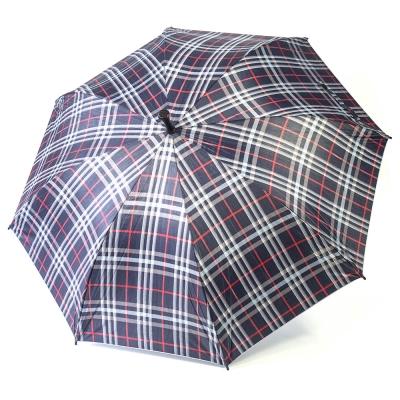 aaronation - 雙八骨三人雨傘 - 五色可選 R5-F125001