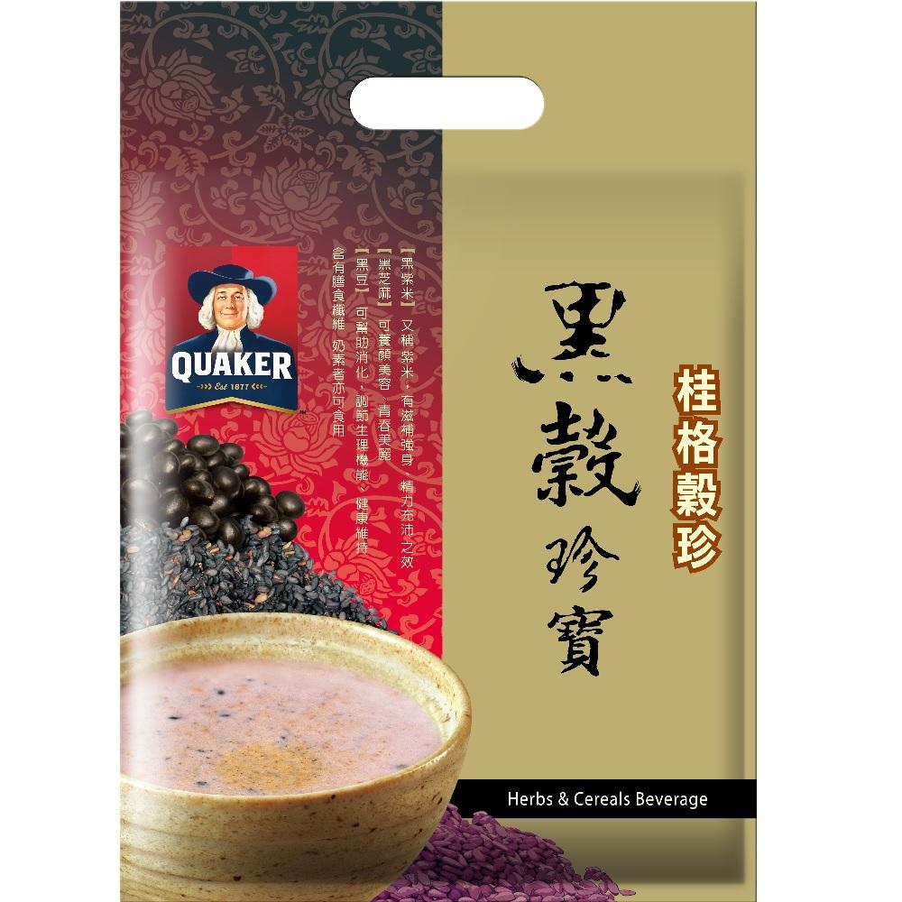 桂格 黑穀珍寶穀珍(32gx12包入)