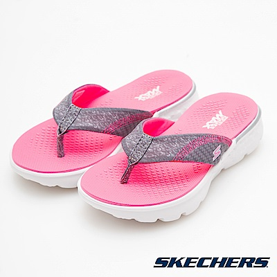 SKECHERS (童) 女童系列ON THE GO 400-86747LGYPK