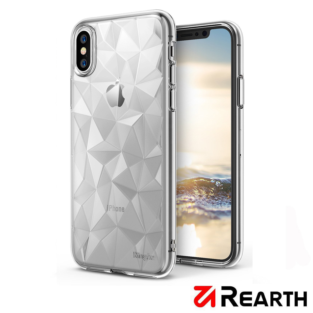 Rearth Apple iPhone X (Air Prism) 水晶保護殼