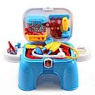 醫生玩具收納椅 (可當座椅、醫生角色扮演遊戲)
