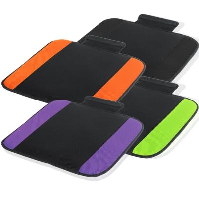 CARBUFF 車痴竹炭止滑座墊/厚1.5cm(紫/綠/橘/黑) MH-10163-快