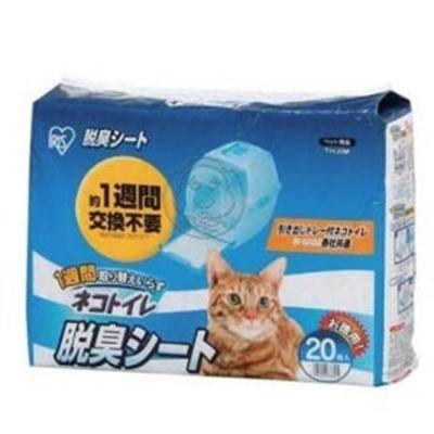 IRIS》貓砂盆專用抗菌尿布TIH-20M*1包