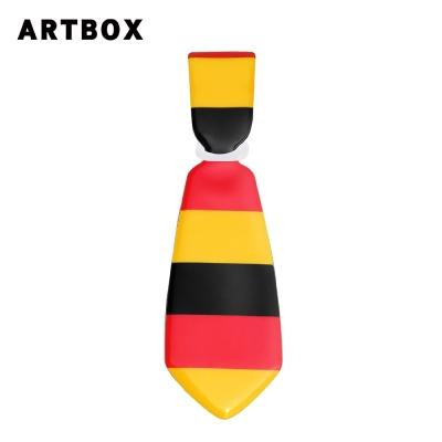 ARTBOX~ 領帶 行李  國旗系列~德國