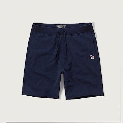 AF a&f Abercrombie & Fitch 短褲 藍色 0804