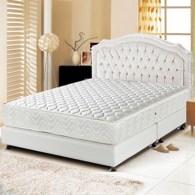 Ally愛麗 3M防潑水高蓬度機能蜂巢獨立筒床墊-雙人加大6尺 飯店用