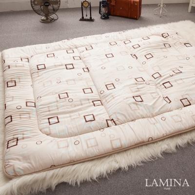 LAMINA 方塊和室床墊-雙人5尺 米色