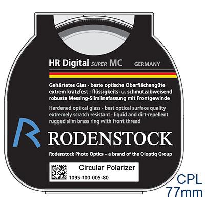 RODENSTOCK-HR-Digital-CPL-M77環型偏光鏡-公司貨