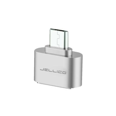 JELLICO Micro-USB to USB急速傳輸轉接器/JEH-OTG-MUSR