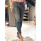 711 中腰緊身牛仔褲 Cool Jeans 彈性布料 潑墨 - Levis