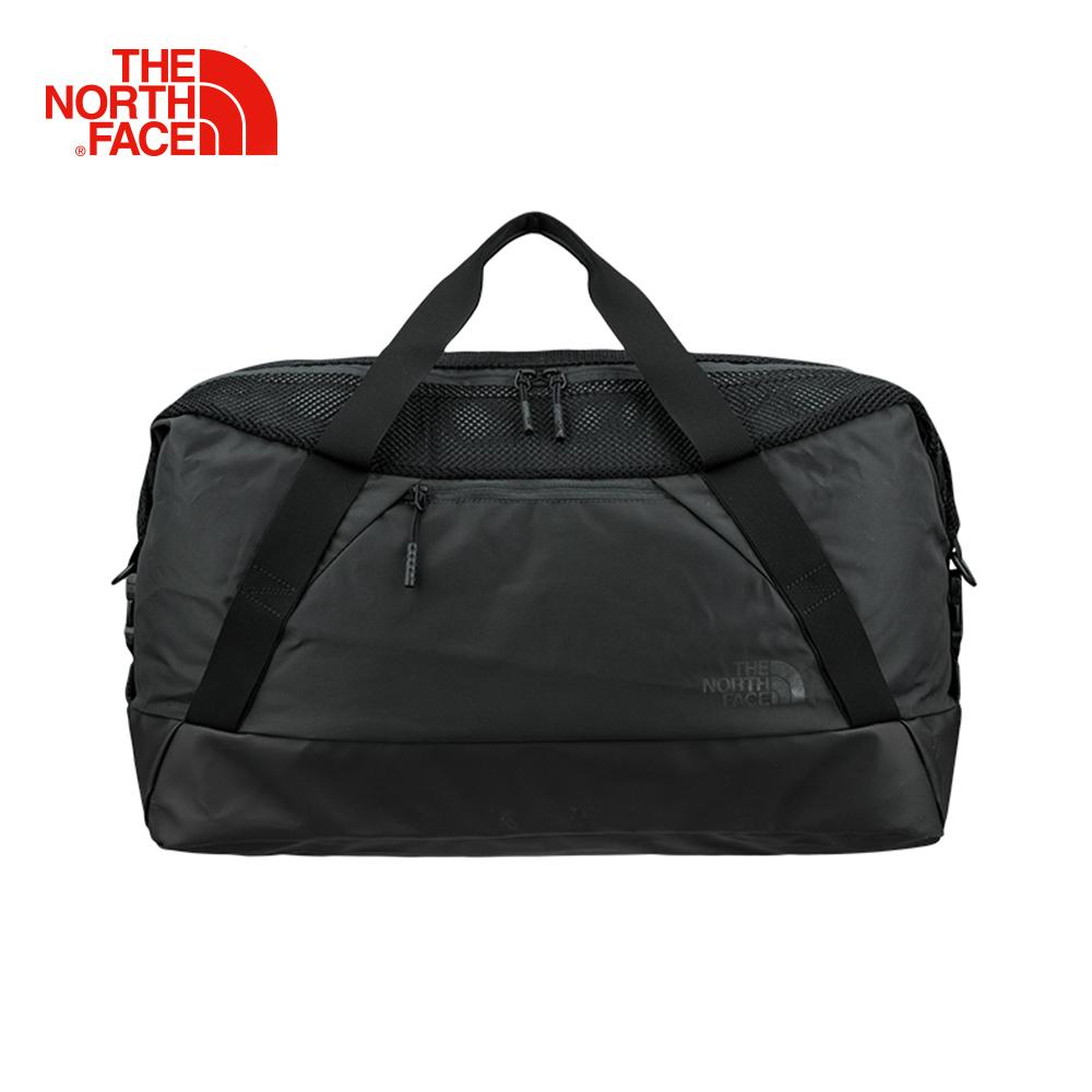 The North Face北面黑色舒適便捷戶外運動行李袋