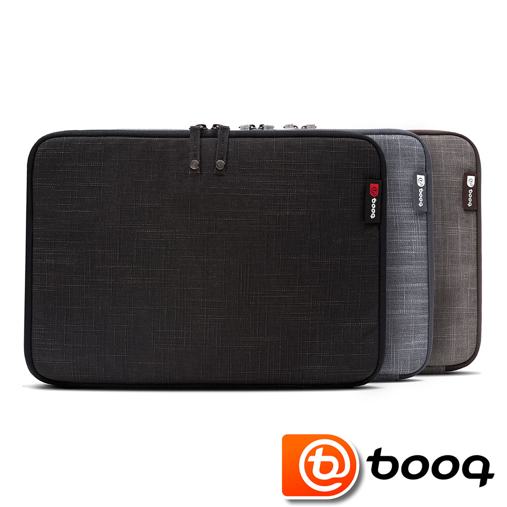 Booq MacBook Pro 15吋 專用 Mamba Sleeve 天然麻保護內袋