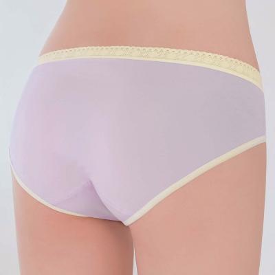 瑪登瑪朵-2015SS 低腰三角褲M-XL(時空紫)