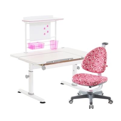 大將作-M6-Plus-XS-兒童成長桌椅組-BABO椅-童話收納書架