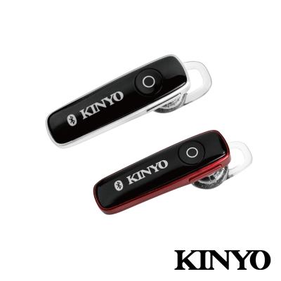 【KINYO】藍牙立體聲耳機麥克風 (BTE-3633)