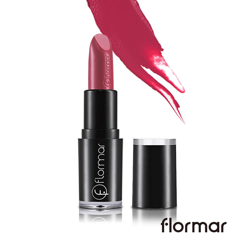 法國Flormar - 奢金搖滾唇膏 #37戀愛羅馬