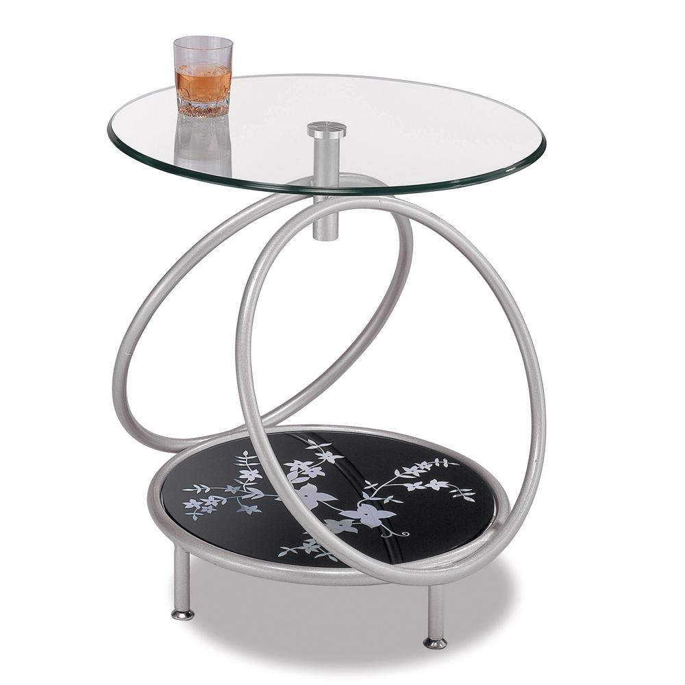 【CASA卡莎】柯林玻璃茶几(10mm鋼化玻璃)