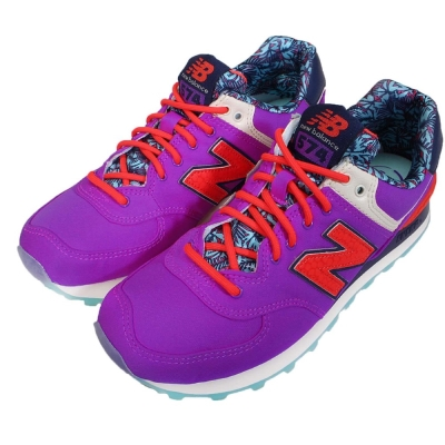 New Balance 574 路跑 慢跑 女鞋